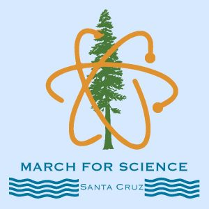 March For Science Santa Cruz #ScienceMarch