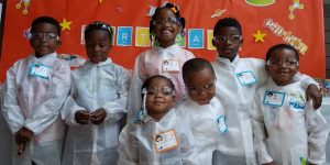 Science Birthday Party for Five Year Old