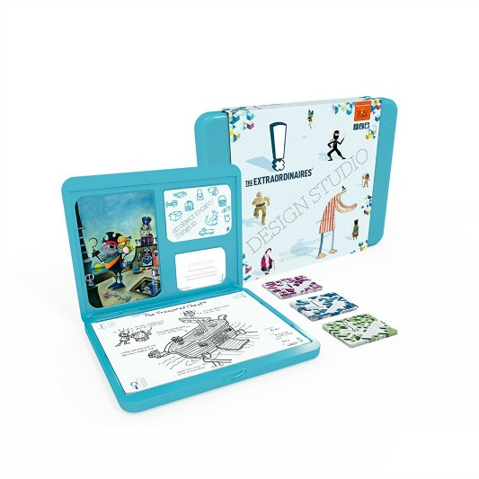 extraordinaires design studio invention kit