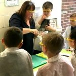 Science Fairs with Kids Makerspace Lab Coats